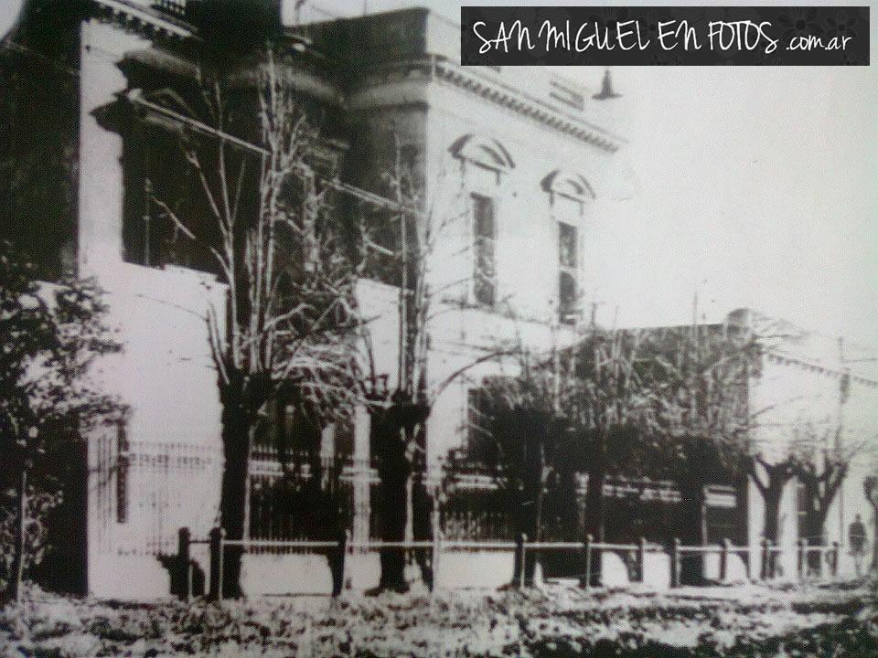 colegio nacional San Miguel Horacio natale