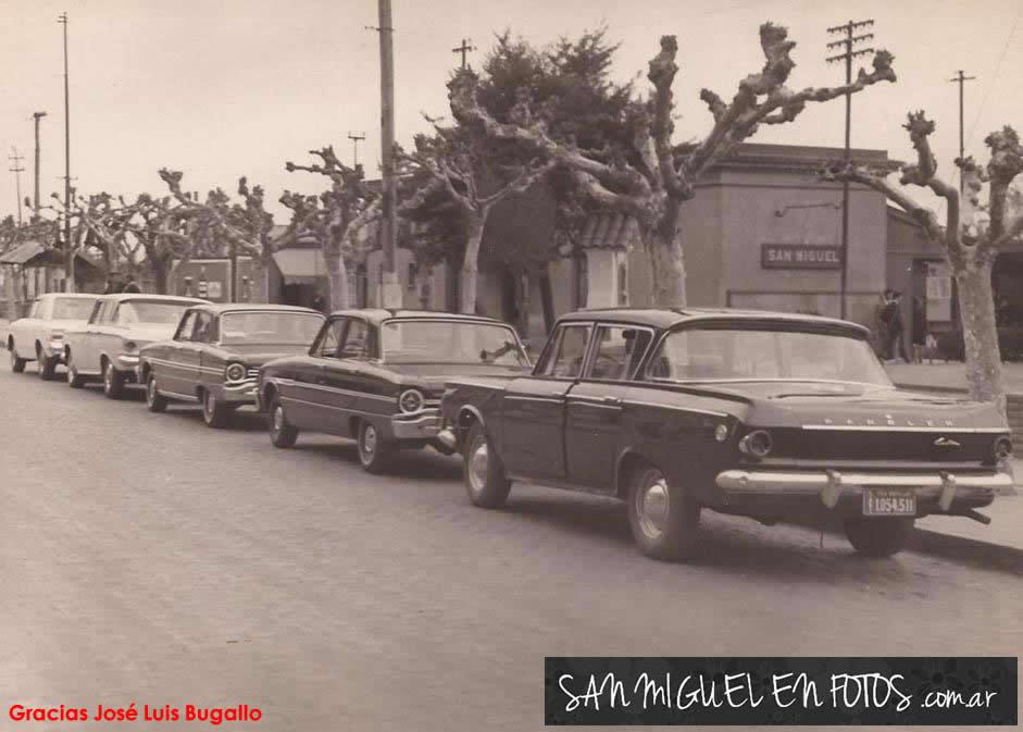 estacion san miguel 1965 1970 jose luis bugallo