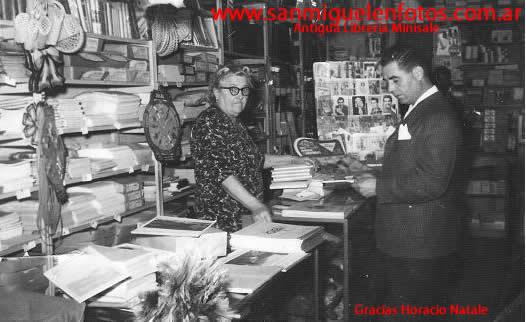 libreria minisale horacio natale