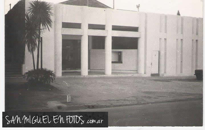 nanday 25 junio de 1973 inauguracion javier bonilla