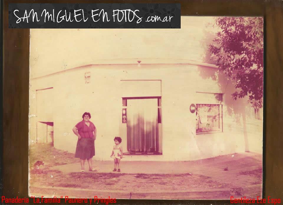 panaderia las familias paunero y pringles fachada 1946 eduardo esposito
