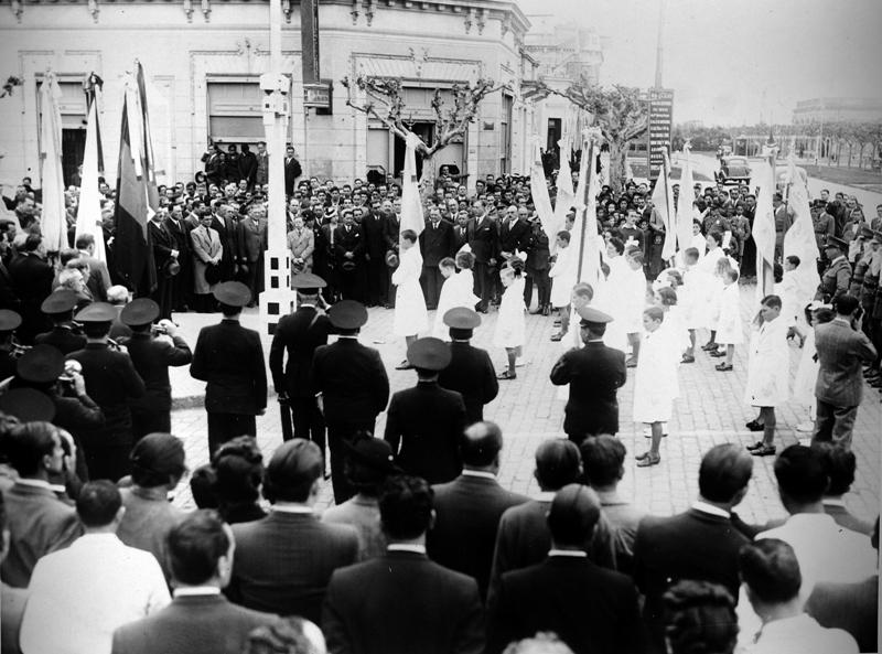 Festejo del cincuentenario del partido - 1939